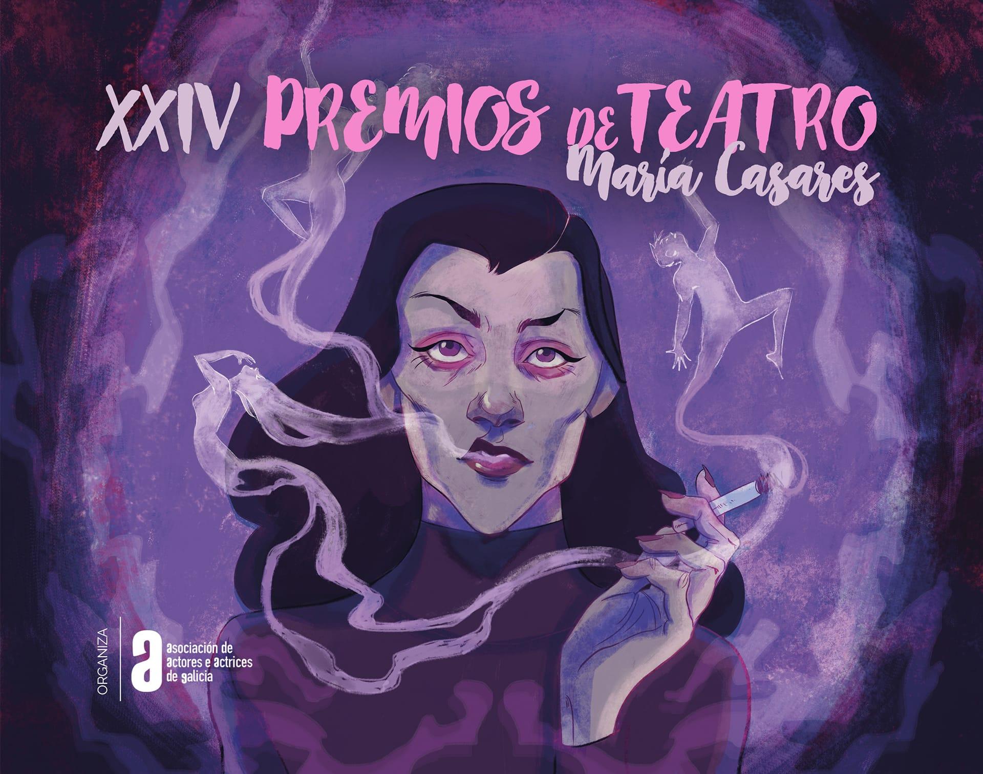 Premios de Teatro María Casares